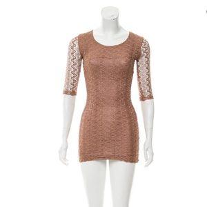 Lovers + Friends Sway Lace Mini Dress